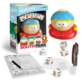 South Park - Collector's Edition Yahtzee Dice Game