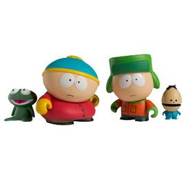 South Park - Vinyl Mini-Figure 4-Pack