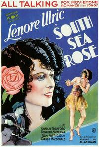 South Sea Rose - 27 x 40 Movie Poster - Style A