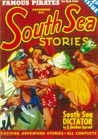 South Sea Stories (Pulp) - 11 x 17 Pulp Poster - Style A