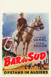 Southern Bar - 11 x 17 Movie Poster - Belgian Style A