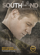 Southland (TV) - 11 x 17 TV Poster - Style B