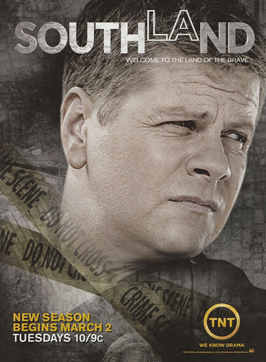 Southland (TV) - 11 x 17 TV Poster - Style D