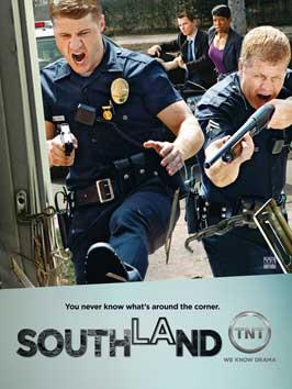 Southland (TV) - 11 x 17 TV Poster - Style E