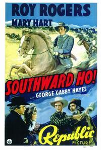 Southward Ho! - 27 x 40 Movie Poster - Style A
