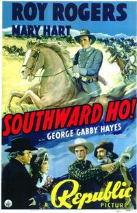 Southward Ho! - 43 x 62 Movie Poster - Bus Shelter Style A