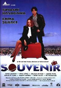 Souvenir - 11 x 17 Movie Poster - Spanish Style A