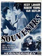 Souvenirs - 11 x 17 Movie Poster - Belgian Style A