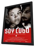 Soy Kuba/Ya Kuba - 11 x 17 Movie Poster - Spanish Style A - in Deluxe Wood Frame
