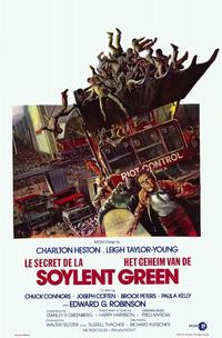 Soylent Green - 11 x 17 Poster - Foreign - Style A