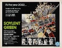 Soylent Green - 30 x 40 Movie Poster UK - Style A