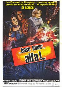 Space: 1999 - 11 x 17 Movie Poster - Spanish Style A