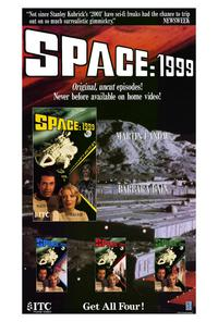 Space: 1999 - 27 x 40 Movie Poster - Style A