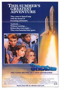 SpaceCamp - 27 x 40 Movie Poster - Style A