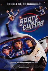 Space Chimps - 27 x 40 Movie Poster - Style A