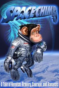 Space Chimps - 27 x 40 Movie Poster - Style B