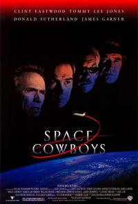 Space Cowboys - 27 x 40 Movie Poster - Style A