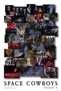 Space Cowboys - 27 x 40 Movie Poster - Style B