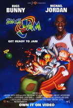 Space Jam - 27 x 40 Movie Poster - Style A