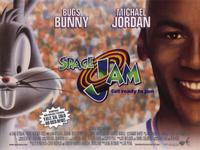 Space Jam - 11 x 17 Movie Poster - Style E