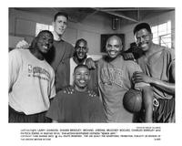 Space Jam - 8 x 10 B&W Photo #1
