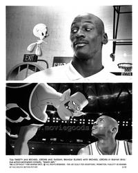 Space Jam - 8 x 10 B&W Photo #2