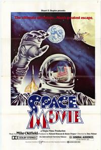 Space Movie - 27 x 40 Movie Poster - Style A
