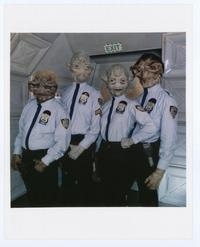 Space Precinct - 8 x 10 Color Photo #2