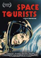 Space Tourists - 27 x 40 Movie Poster - Swiss Style A