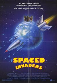 Spaced Invaders - 11 x 17 Movie Poster - Style A