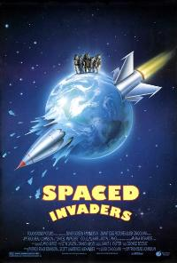 Spaced Invaders - 11 x 17 Movie Poster - UK Style A
