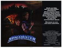 Spacehunter: Adventures in the Forbidden Zone - 11 x 14 Movie Poster - Style A