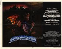 Spacehunter: Adventures in the Forbidden Zone - 22 x 28 Movie Poster - Half Sheet Style A