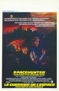 Spacehunter: Adventures in the Forbidden Zone - 11 x 17 Movie Poster - Belgian Style A