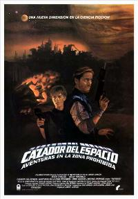 Spacehunter: Adventures in the Forbidden Zone - 11 x 17 Movie Poster - Spanish Style A