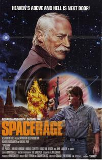 Spacerage - 11 x 17 Movie Poster - Style A