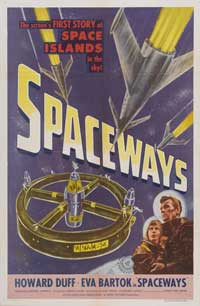 Spaceways - 11 x 17 Movie Poster - Style A