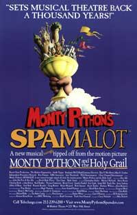Spamalot (Broadway) - 27 x 40 Poster - Style A