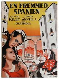 Spanish Affair - 11 x 17 Movie Poster - Danish Style A