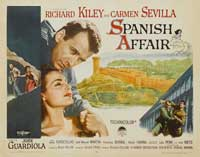 Spanish Affair - 27 x 40 Movie Poster - Style A