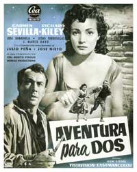 Spanish Affair - 11 x 17 Movie Poster - Spanish Style B