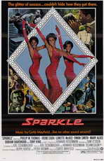 Sparkle - 11 x 17 Movie Poster - Style B