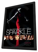 Sparkle - 11 x 17 Movie Poster - Style A - in Deluxe Wood Frame