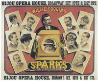 Sparks (Broadway) - 14 x 22 Poster - Style A