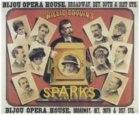 Sparks (Broadway) - 11 x 17 Poster - Style A