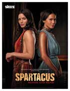 Spartacus: Blood and Sand (TV) - 11 x 17 TV Poster - Style C