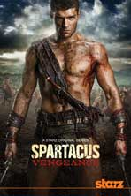 Spartacus: Blood and Sand (TV) - 11 x 17 TV Poster - Style H