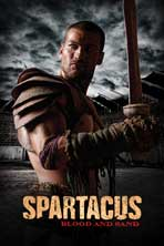Spartacus: Blood and Sand (TV) - 27 x 40 TV Poster - Style B
