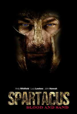 Spartacus: Blood and Sand (TV) - 11 x 17 TV Poster - Style B