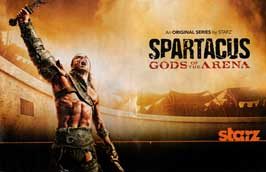 Spartacus: Gods of the Arena (TV) - 11 x 17 TV Poster - Style A